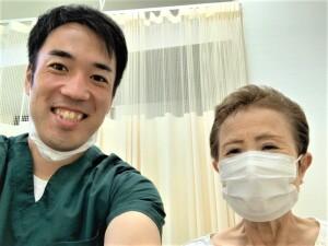 佐藤さん 狭窄症と腰痛
